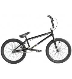 "Academy Aspire 20 ""2020 Bicicleta BMX Freestyle (20.4"" | Negro brillante / Pulido)"