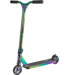 Freestyle Scooter Longway Metro 2K19 Neochrome completo