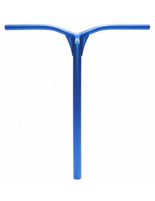 Ethic Dryade v.: 670 mm manillar azul + adaptador de barra