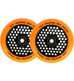 Ruedas Root Industries Honeycore Radiant 110mm 2pcs naranja