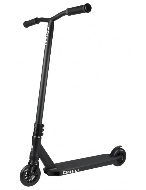Chilli Grim Reaper 2017 scooter freestyle negro