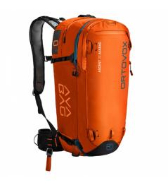 Mochila Ortovox Ascent 30 naranja Avabag KIT
