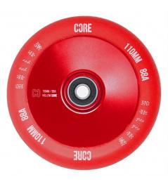 Rueda Núcleo Hollowcore V2 110mm Rojo