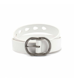 Cinturón Horsefeathers Anabel blanco 2016/17 mujer