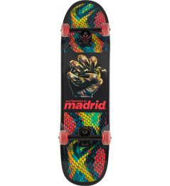 "Longboard Madrid Temptation Cruiser 32.75 ""Negro"