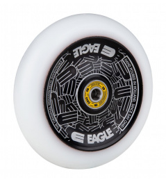 Rueda Eagle Standard Hollowtech 115mm Negro / Blanco