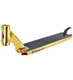 Chilli Reaper Gold Plate 50 cm + Griptape gratis
