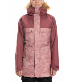 Chaqueta 686 Dream Indsulated crshd berry wash cblk 2019/20 mujer vell.M