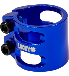 Lucky Double Clamp Azul