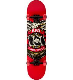 "KFD Skateboard Young Gunz 7.5 ""Insignia"