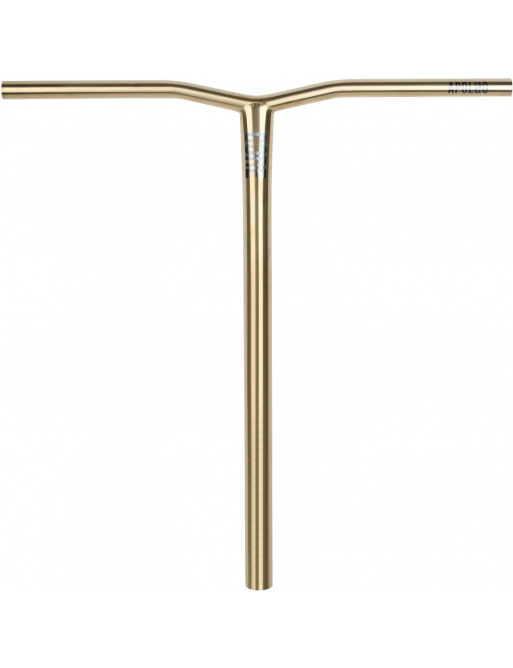 Manillar CORE Apollo Titanium 680mm dorado