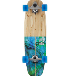 "Surf Wedge Flowskate (32 ""Azul)"
