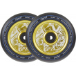 North Vacant Pro Scooter Wheels, paquete de 2 (110 mm | Oro)