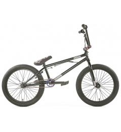"Bicicleta BMX Freestyle Colony Emerge 20 ""2020 (20.4"" | Negro / Arco Iris)"