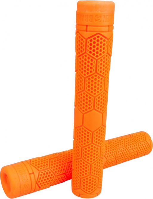 Puños Stolen Hive SuperStick Flangless Neon Orange