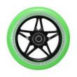 Rueda Blunt S3 110mm Negro Verde