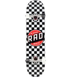 "RAD Dude Crew Skateboard 7.75 ""Damas"