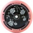 Rueda Lucky Lunar 120mm Zephyr Negro / Rosa