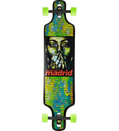 "Longboard Madrid Deception 39 ""negro"