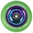 Núcleo de metal Radical Rainbow 110 mm green wheel