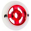 Wheel Blazer Pro Stormer 4 Spoke Blanco / Rojo