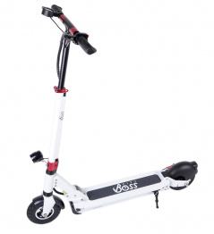 Scooter eléctrico City Boss RX5 blanco - modelo 2020