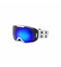 Brýle Nugget Amplifier 4 C white + lens 2018/19