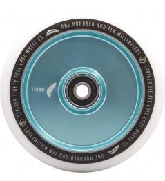 Striker Lighty Wheel Full Core V3 Blanco Teal