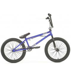 "Bicicleta BMX Freestyle Colony Emerge 20 ""2020 (20.4"" | Azul brillante / Pulido)"