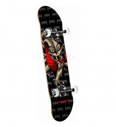 Powell Peralta Dragon One Off 15 Skateboard Negro / Natural - 7.75