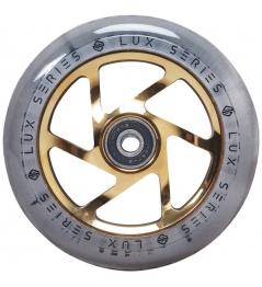 Llanta Striker Lux Clear 110 mm Dorado Cromado