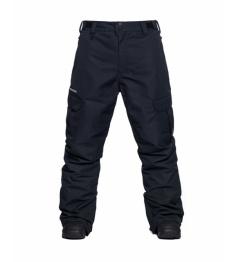 Pantalones Horsefeathers Howel 10 negro 2020/21 vell. S