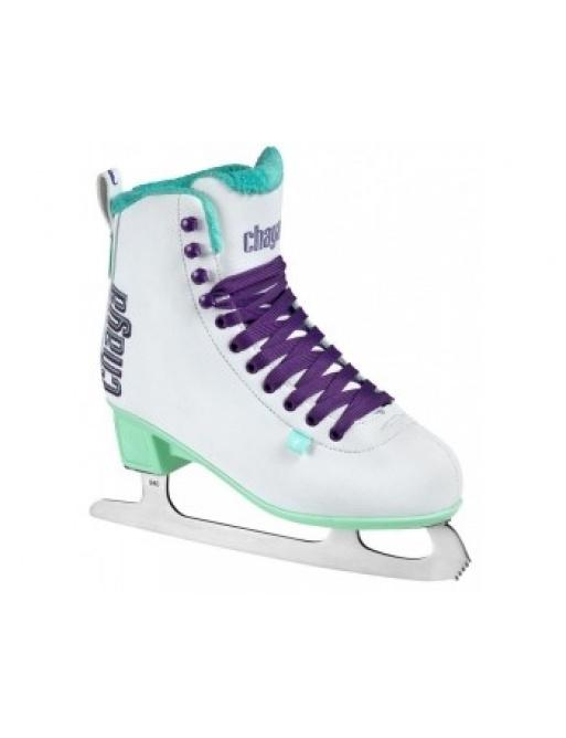 Patines de hielo Chaya Classic White