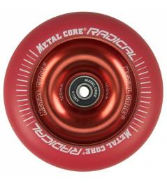 Metal Core Radical Fluorescente 110 mm rojo echador