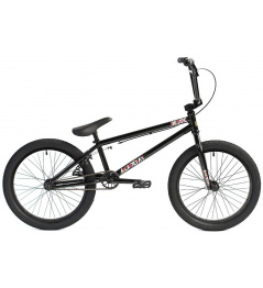 "Academy Desire 20 ""2020 Bicicleta BMX Freestyle (21"" | Negro brillante)"