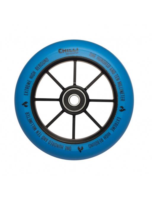 Rueda Chilli Base 110mm azul