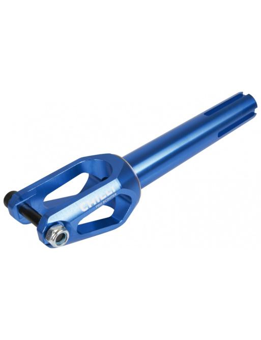 Chilli Spider tenedor azul