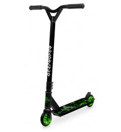 Street Surfing DESTROYER Green Lightning scooter de estilo libre