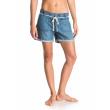 Pantalones cortos Roxy Rider 033 brdw vintage med blue 2015 vell para mujer.28