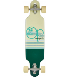 Ocean Pacific Wide Drop Longboard completo |