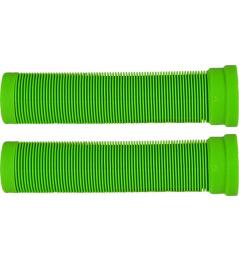 ODI Longneck ST SOFT empuñaduras verdes