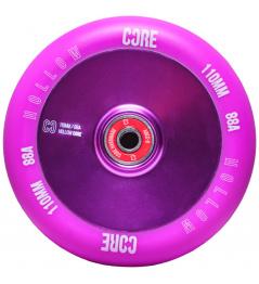 Rueda de scooter CORE Hollow V2 (110 mm | Púrpura)