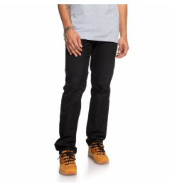 Pantalones Dc Worker Straight 136 kvj0 negro 2019/20 vell.32