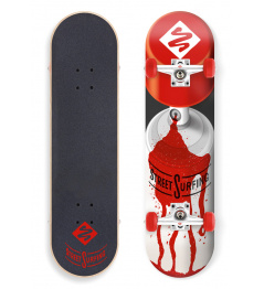 "Street Surfing Skateboard STREET SKATE 31 ""Cañón"