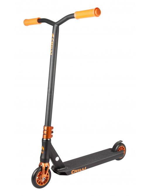 Chilli Sun Reaper 2017 scooter freestyle naranja