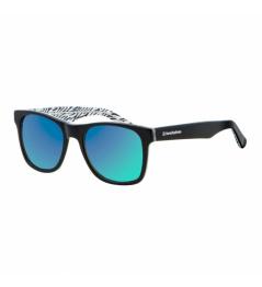 Brýle Horsefeathers Foster - zebra/mirror green 2021