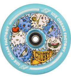 Chubby Ice Cream Factory 110mm kolečko