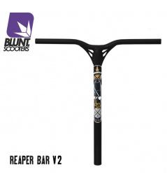Manillar Blunt Reaper V2 negro 650 mm