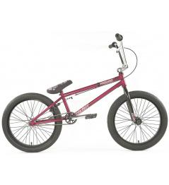 "Bicicleta BMX Colony Premise 20 ""2020 Freestyle (20.75"" | Rojo brillante / Cromo)"
