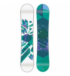 Tabla de snowboard CAPITA - Magnolia Multi (MULTI) 2019/20 para mujer, talla 143cm.